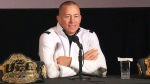 Georges St-Pierre announced his retirement on Thursday Feb. 21, 2019.