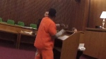 Man attacks lawyer in court after 45 year sentence