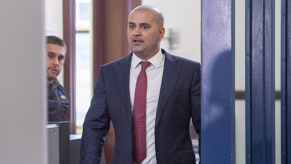 Halifax taxi driver takes the stand at sexual assault retrial