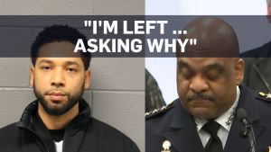 Smollett exploited racial divide: chief