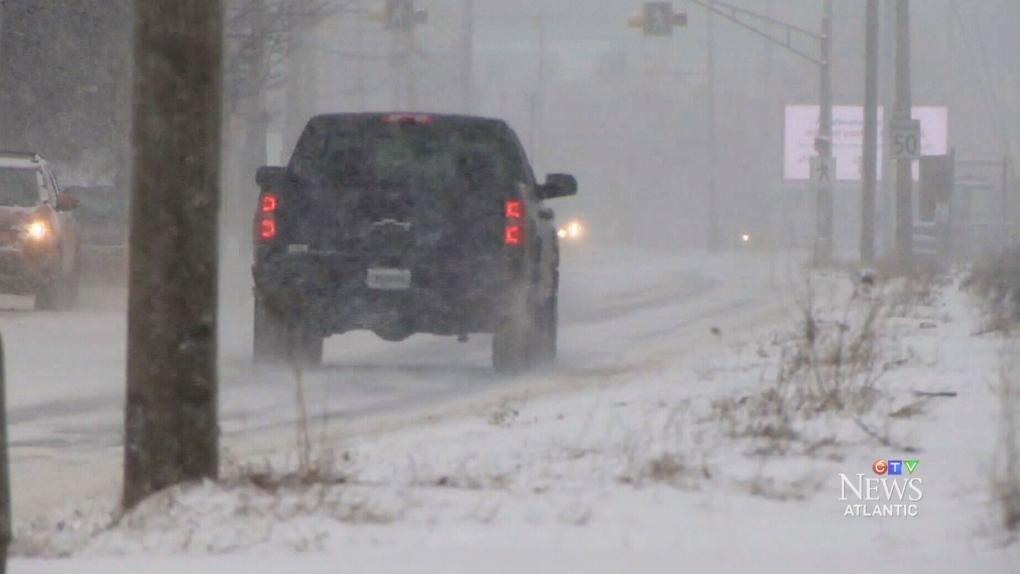 Snow closes some schools in Nova Scotia