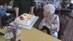 Lola Robb celebrates 100th birthday