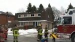 Fire in Kitchener significantly damages home