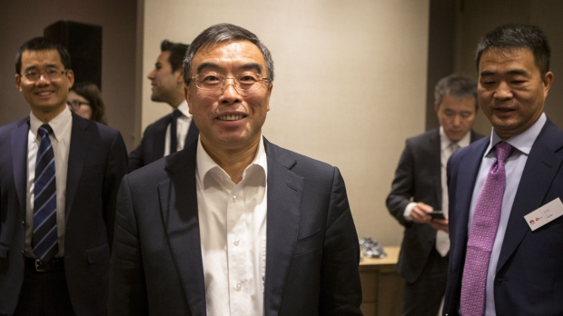 Huawei founder calls arrest of CFO