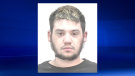 Justin David Fogg is wanted on 18 warrants in connection to a shooting in the Renfrew area last week.