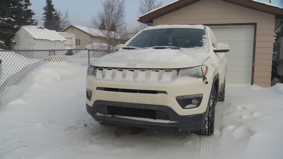 Harriet Look, 77, was pressured into buying this 2018 Jeep at a Spruce Grove dealership in November 2018.