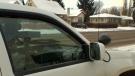 Automated Traffic Enforcement (photo radar) on a street in Edmonton (file image)