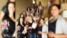 Two dozen women who work at the same Saskatchewan hospital are all currently off on parental leave -- and more new parents are expected to join their ranks. (CTV Regina)