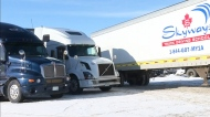 Potential truck drivers racing to get licence