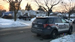 A woman in Kitchener, Ont., has been charged with criminal negligence in the death of a 20-month-old girl.
