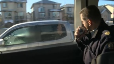 Airdrie RCMP - distracted driving enforcement
