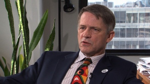 American diplomat Thomas M. Countryman speaks to CTV News on Feb. 21, 2019.