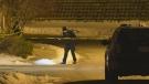 Police investigate double shooting in Brantford