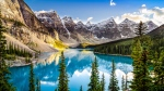 Banff National Park is seen in this file photo. (MartinM303/Istock.com)