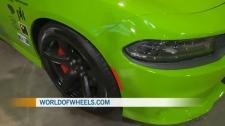 CLIP TITLE * World of Wheels Roars into Calgary