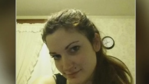 Nicole Eidt, 27, said very little during her brief court appearance Friday morning. (CTV)