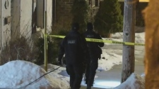 Two men in hospital after Brantford shooting