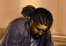 Arssei Hindessa betrayed no emotion during his Monday, July 27, 2009 sentencing hearing for the murder of Natalie Novak.