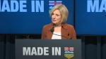 Notley speaks on NEB endorsing Trans Mountain