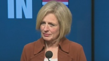 Alberta Premier takes questions on pipeline