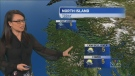 Friday weather with Ann Luu