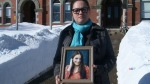 Mom of slain girl wins legal battle