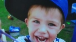 Vigil held on anniversary of Kaden Young's passing
