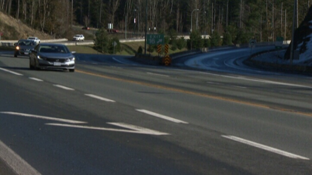 A Vancouver Island couple is pushing for the province to build a concrete median, separating the two southbound lanes from the one northbound lane on the Malahat.