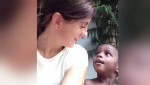 Meghan Balzer, a New Brunswick native, is also the legal guardian of a Haitian child named Deo that she has been trying to adopt since 2014.