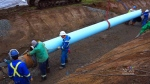 Pipeline fight far from over, protesters say