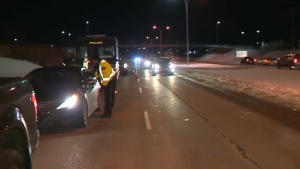 Enhanced checkstops target impaired drivers in an effort to improve road safety | CTV News