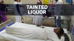 Tainted liquor