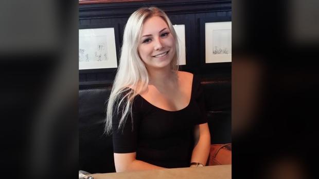True amateur models blonde