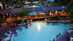 Fraser Health has closed the mineral pools at Harrison Hot Springs Resort. Courtesy: Harrison Hot Springs Resort