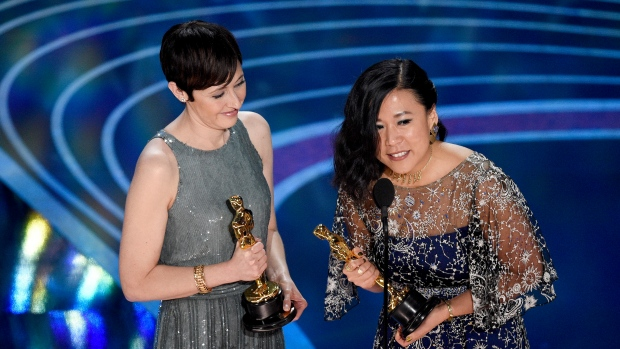 Image result for Domee Shi win Oscars