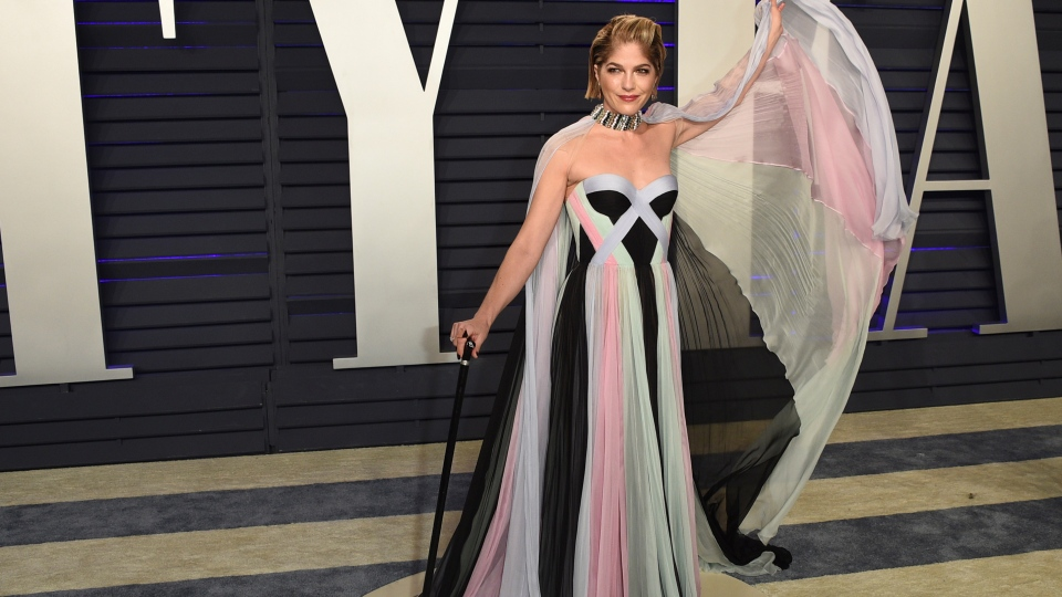 Selma Blair Oscars