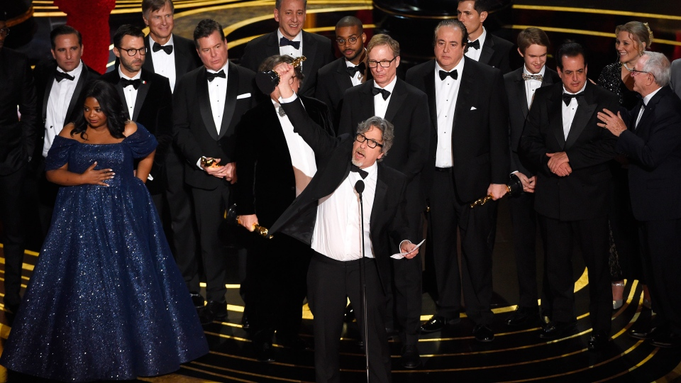 e1c08531e982 Oscars 2019: 'Green Book' wins best picture at Oscars ...