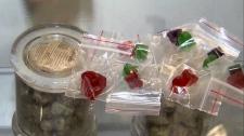 Pot edibles