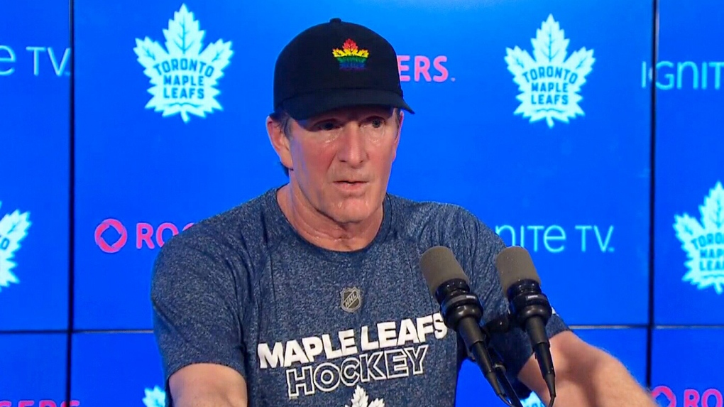 Slumping Maple Leafs looking to shore up leaky defensive play after rough week