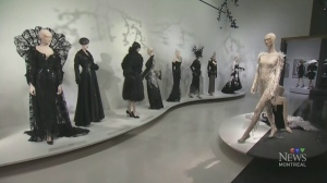 Thierry Mugler retrospective at MMFA
