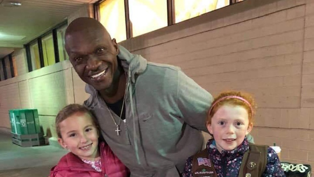 American Hero Buys $540 in Girl Scout Cookies