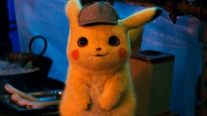 "Ryan Reynolds voices the title character in ""Detective Pikachu"", a comedy adventure set in the world of Pokemon and scheduled to hit theatres this May. (Warner Bros. Pictures)"