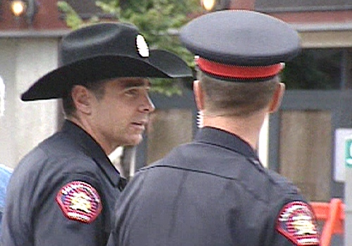Downtown beat cops in Calgary will soon wear cowboy hats as part of their  uniform. 829e68420d90