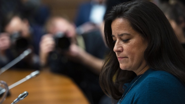 Jody Wilson-Raybould says pressure in SNC-Lavalin affair was 'inappropriate'