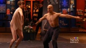 CTV Montreal: Unusual dance duo
