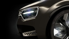 Kia's all-electric concept car