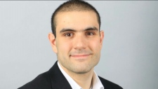 Alek Minassian is seen in this undated photograph.