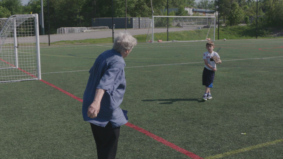"""It's phenomenal,"" said Susan Eustis, commenting on the amount per child that Canadians spend on youth sports.  (W5)"