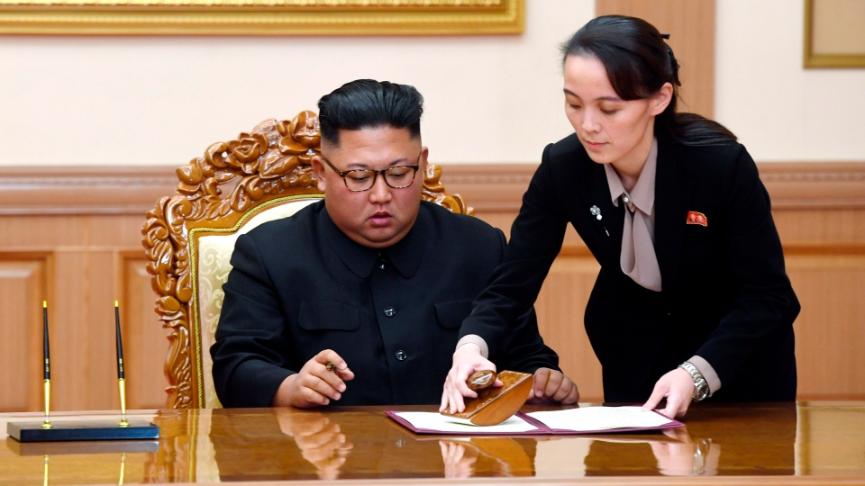 Meet the powerful woman who is always at Kim Jong Un's side