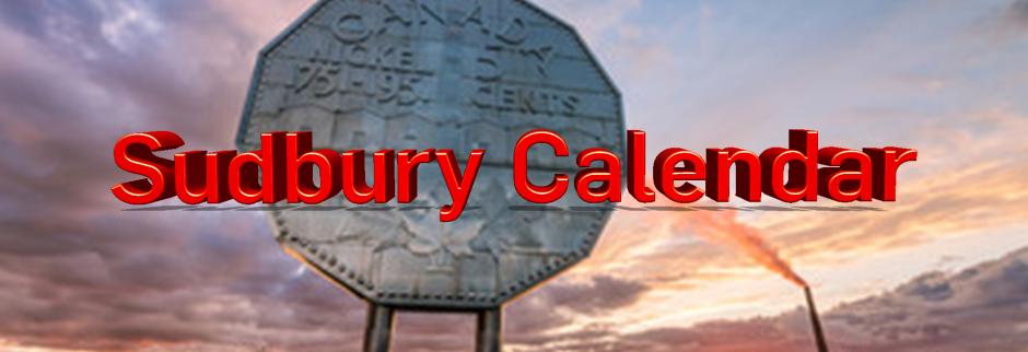 Sudbury Community Calendar